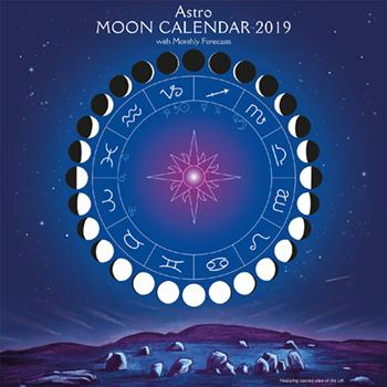 Astro Moon Calendar 2019 Astrocal